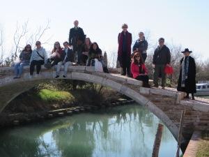 Ponte del Diavolo, Island of Torcello, Italy