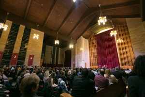 Castle Conversations at the O'Byrne Chapel, Manhattanville College